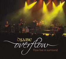 Djabe - Overflow - CD+DVD
