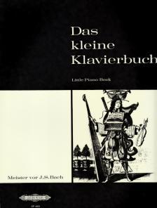 DAS KLEINE KLAVIERGUCH. mEISTER VOR J.S.BACH (KURT HERRMANN)