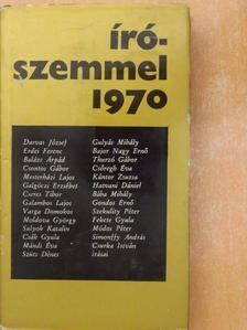 Bába Mihály - Írószemmel 1970 [antikvár]