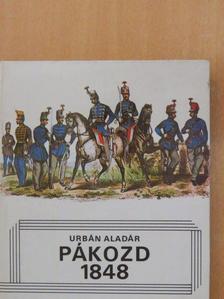 Urbán Aladár - Pákozd, 1848 [antikvár]