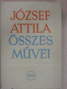 Arghezi - József Attila összes művei IV. (töredék) [antikvár]