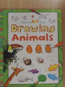 Anna Milbourne - Drawing Animals [antikvár]