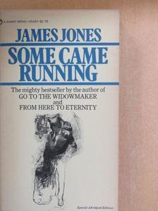 James Jones - Some came running [antikvár]