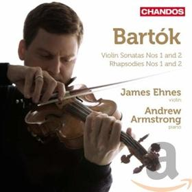 Bartók Béla - SONATAS AND RHAPSODIES CD JAMES EHNES