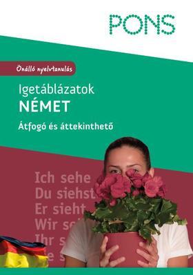 Eva Maria Weermann - PONS Igetáblázatok Német ÚJ