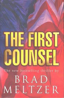 MELTZER, BRAD - The First Counsel [antikvár]