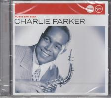 NOW'S THE TIME CD - CHARLIE PARKER
