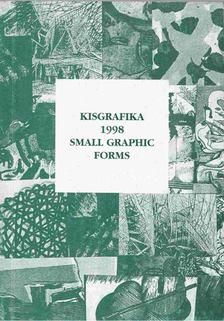 BUTAK ANDRÁS - Kisgrafika 1998 - Small Graphic Forms [antikvár]