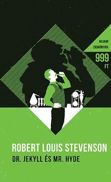 Stevenson, R. L. - Dr. Jekyll és Mr. Hyde-  - Helikon Zsebkönyvek 57.