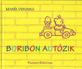 MARÉK VERONIKA- - Boribon autózik