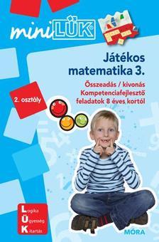 Játékos matematika 3