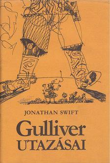 Jonathan Swift - Gulliver utazásai [antikvár]