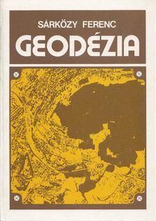Sárközy Ferenc - Geodézia [antikvár]