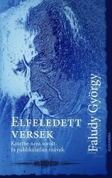 György Faludi - Elfeledett versek [eKönyv: epub, mobi]
