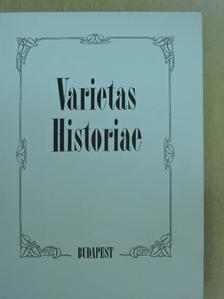 Arday Lajos - Varietas Historiae [antikvár]