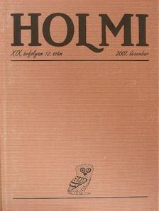 Adamik Lajos - Holmi 2007. december [antikvár]