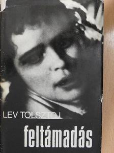 Lev Nyikolajevics Tolsztoj - Feltámadás [antikvár]