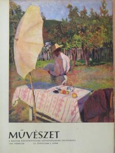 Aradi Nóra - Művészet 1962. február [antikvár]