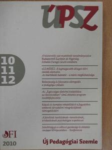 Barlai Róbertné - Új Pedagógiai Szemle 2010/10-12. [antikvár]