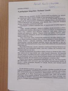 Csabai Mária - Budapesti Nevelő 1994/1. (dedikált példány) [antikvár]