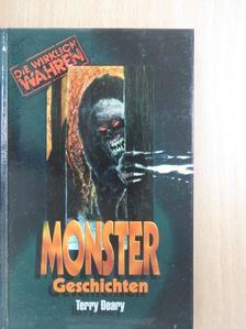 Terry Deary - Monster-geschichten [antikvár]