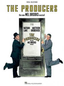 BROOKS, MEL - THE PRODUCERS. VOCAL SELECTIONS