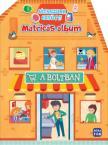 A boltban - Játsszunk együtt! - matricás album