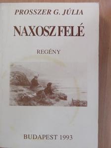 Ihász-Kovács Éva - Naxosz felé [antikvár]