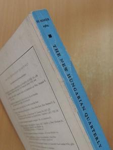 Bajkay Éva - The New Hungarian Quarterly Summer 1984. [antikvár]