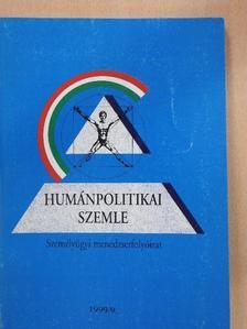 Dr. Dudás Ferenc - Humánpolitikai szemle 1999. szeptember [antikvár]