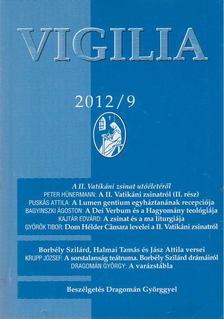 Lukács László - Vigilia 2012/9 [antikvár]