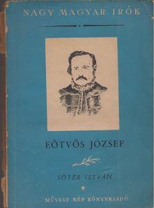 Sötér István - Eötvös József [antikvár]