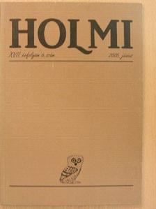 Bán Zsófia - Holmi 2005. június [antikvár]