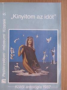 """Adorján Gyula - """"Kinyitom az időt"""" [antikvár]"""