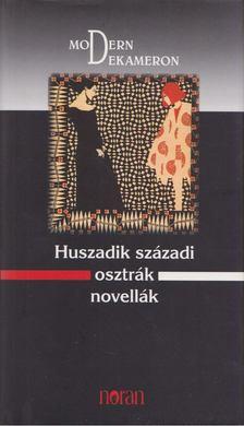 Györffy Miklós - Huszadik századi osztrák novellák [antikvár]