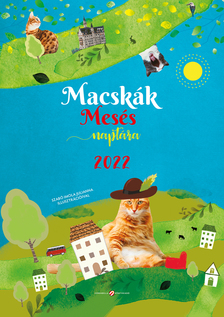 Macskák mesés naptára 2022