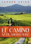 Sándor Anikó - El Camino - Az út, ami hazavisz  [eKönyv: epub, mobi]