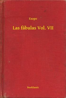 Esopo - Las fábulas Vol. VII [eKönyv: epub, mobi]