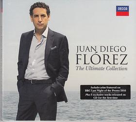 DONIZETTI, ROSSINI, OFFENBACH, VERDI - THE ULTIMATE COLLECTION CD JUAN DIEGO FLÓREZ