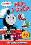 Thomas: Indul a gőzös - Matricás foglalkoztató