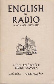 English by Radio [antikvár]