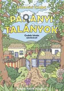 Hatvani Csaba - Parányi talányok