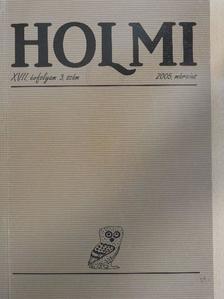 Bodor Béla - Holmi 2005. március [antikvár]