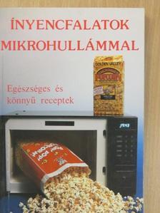 Kovács Ágnes - Ínyencfalatok mikrohullámmal [antikvár]