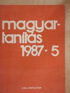Andor György - Magyartanítás 1987/5 [antikvár]