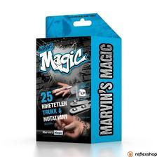 MMB 5704 - Marvin's Magic - Mágikus készlet, elképesztő trükkök és mutatványok