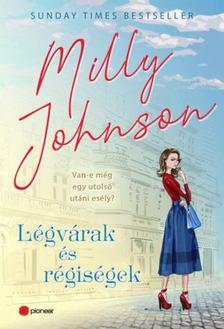 Milly Johnson - Légvárak és régiségek [antikvár]