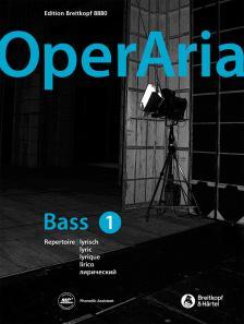 OPERARIA BASS 1 REPERTOIRE LYRISCH. DOWNLOAD AUF MP3 RADIO WWW.BREITKOPF.COM