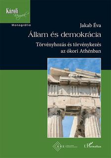Jakab Éva - Állam és demokrácia