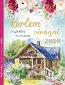Szalay Könyvkiadó - Kertem virágai - Inspirációs zsebnaptár 2020